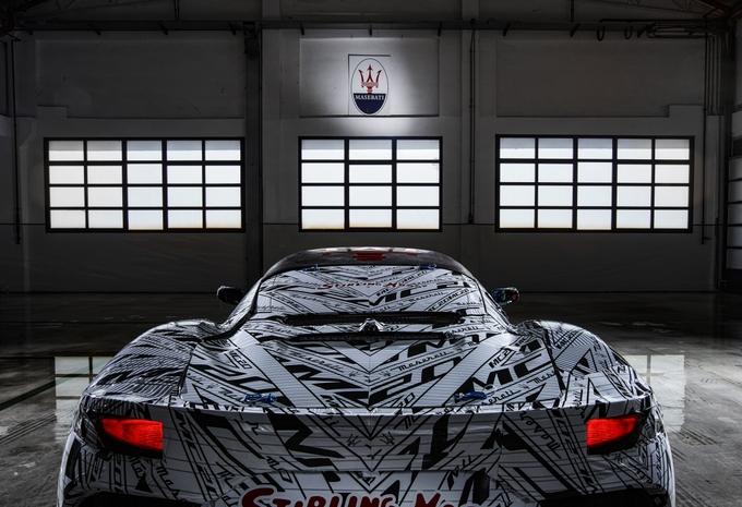 Maserati MC20 en hommage à Stirling Moss #1