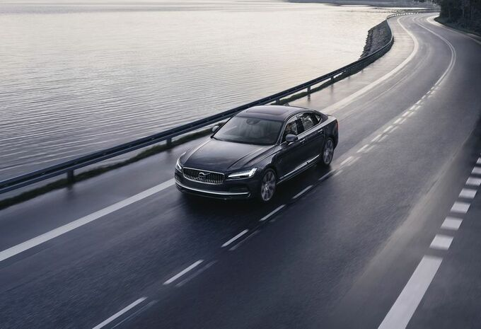 Volvo's nu begrensd op 180 km/u, of zelfs minder #1