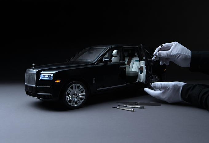 Deze Cullinan is de Rolls-Royce onder de schaalmodellen #1