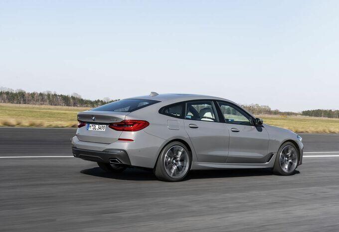 BMW 6 Reeks GT krijgt nieuwe snoet, maar geen PHEV's #1