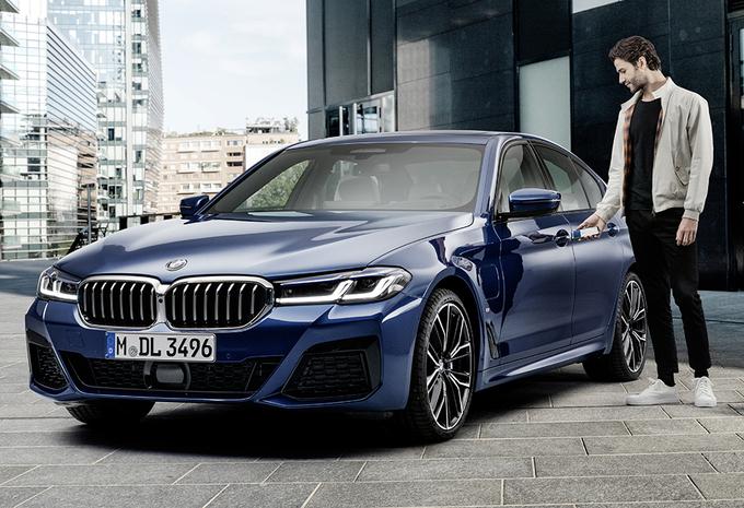 BMW : un iPhone pour remplacer la clé #1