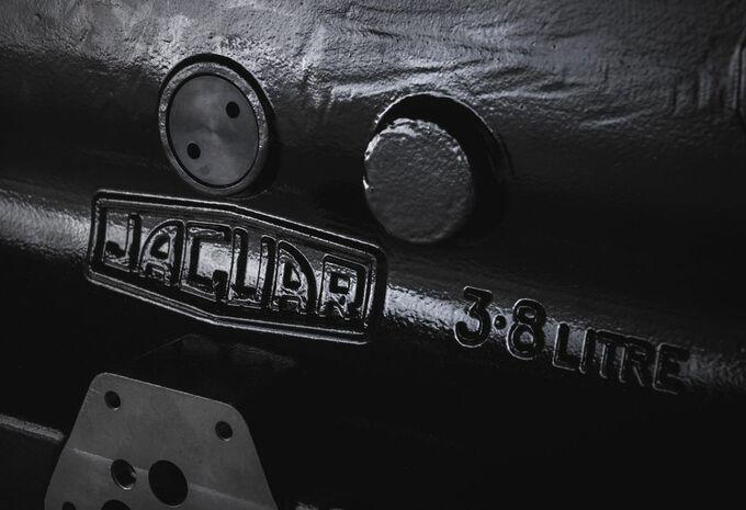Jaguar bouwt de XK 3.8 weer uit de sixties #1