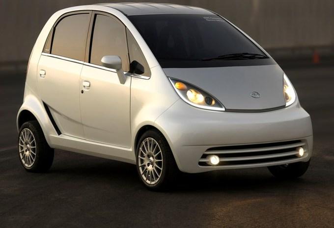 Tata Nano EV #1
