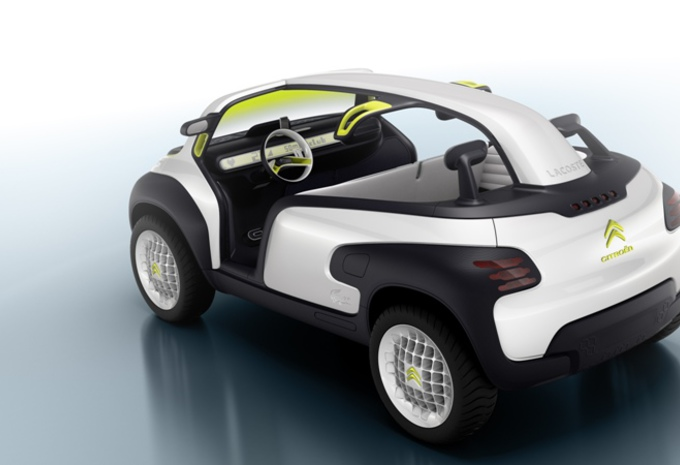 Citroën Lacoste #1