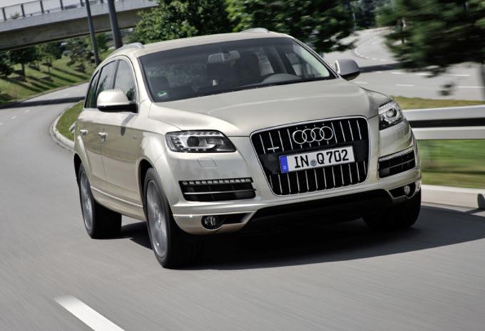 Audi Q7 #1