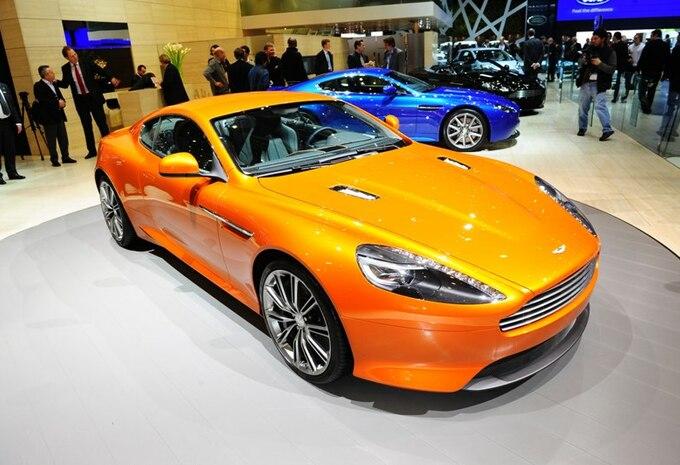 Aston Martin Virage #1