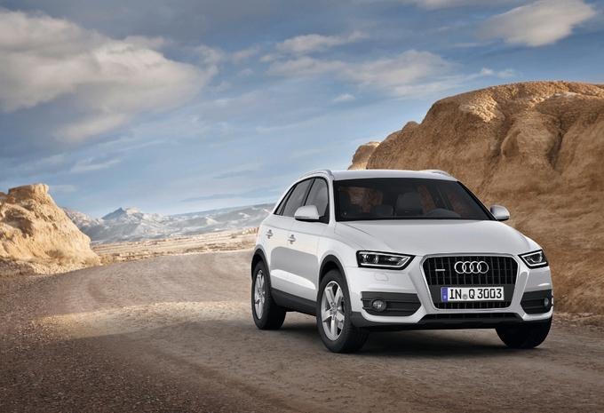 Fotos Audi Q3 Autogids