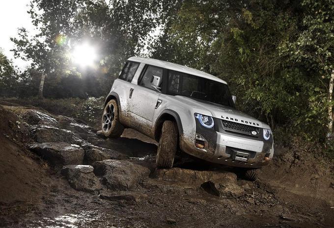 Nouveau Land Rover Defender en 2019 ? #1