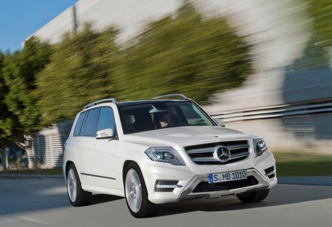 Mercedes GLK #1