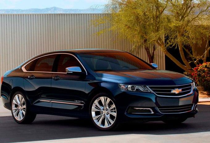 Chevrolet Impala #1