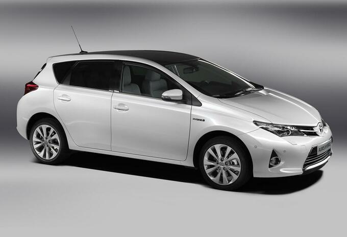 Toyota Auris #1