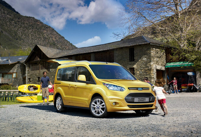 Ford Tourneo Connect #1
