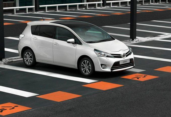 Toyota Verso #1