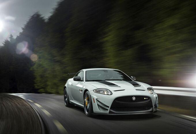 Jaguar XKR-S GT #1