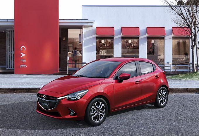La Mazda 2 fidèle au concept Hazumi #1