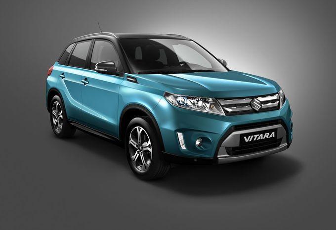 Suzuki Vitara, le retour #1