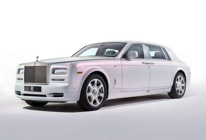 Salon Genève 2015 : Rolls-Royce Serinity, Phantom ukiyo-e #1