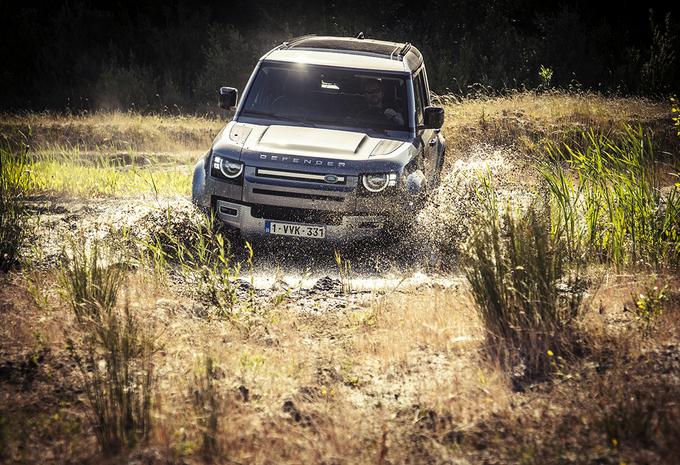 Land Rover Defender 110 D240 : Nog even avontuurlijk #1