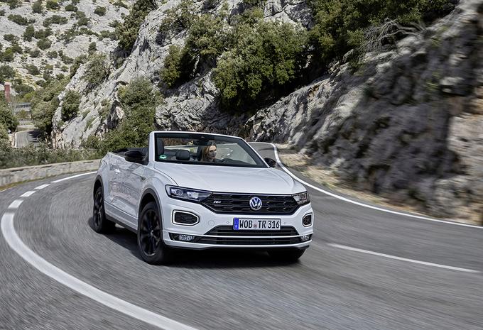 Volkswagen T-Roc Cabrio : geen hoogtevrees #1