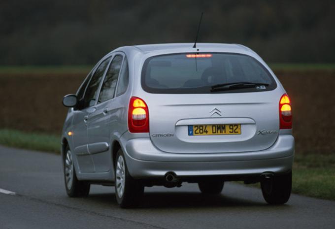Citroën Picasso 1.6 HDI 110 ch #1