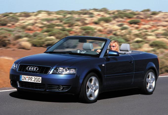 Audi S4 Cabrio #1