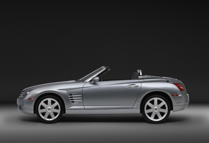 images chrysler crossfire roadster moniteur automobile. Black Bedroom Furniture Sets. Home Design Ideas