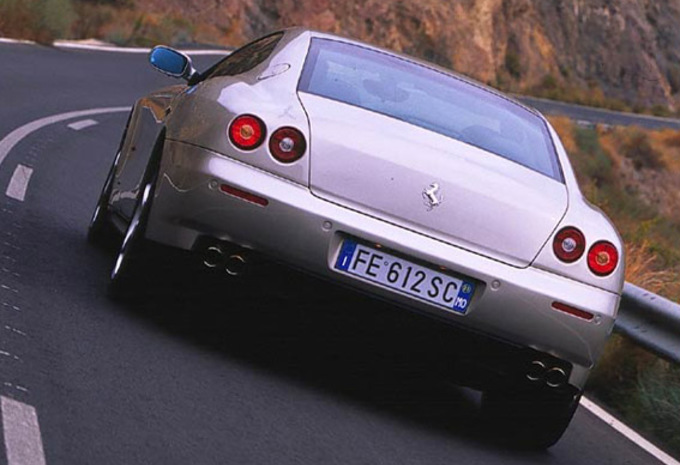Ferrari 612 Scaglietti #1