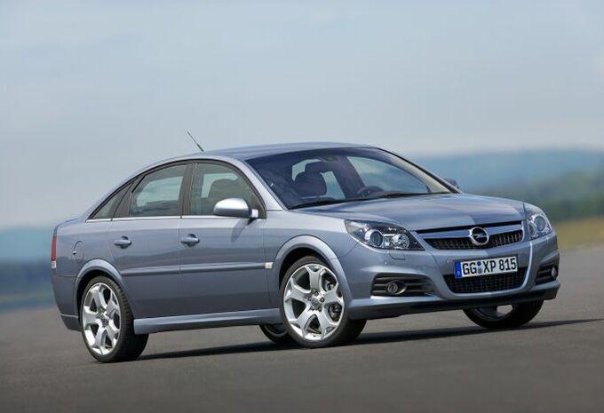 Opel Vectra & Signum FL #1