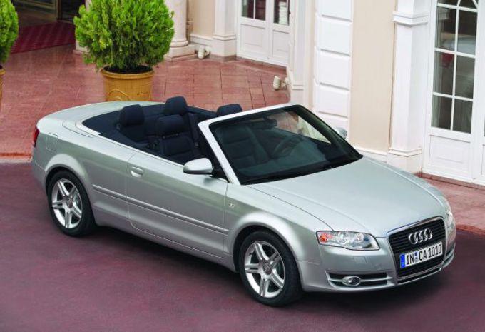 Audi A4 Cabriolet 1.8T, 2.0 TFSI & 3.0 TDI #1