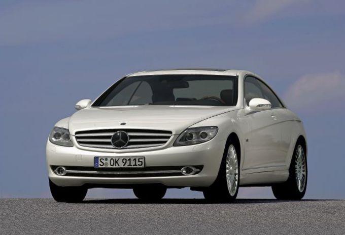 Mercedes CL 500 #1