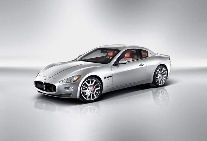 essai maserati granturismo moniteur automobile. Black Bedroom Furniture Sets. Home Design Ideas