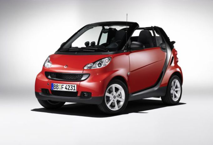 Smart Fortwo cdi #1