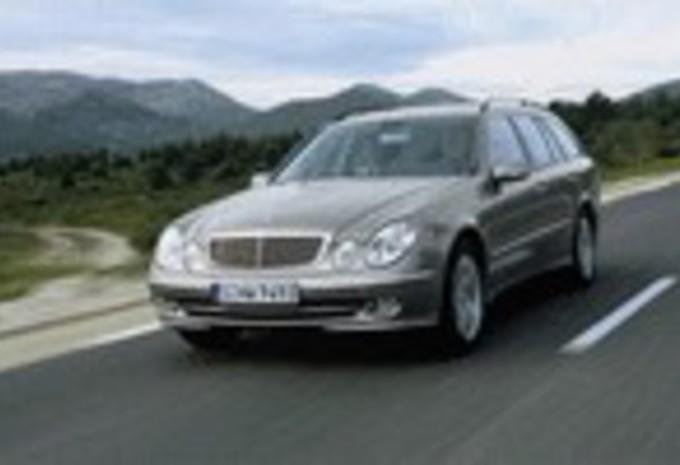 Audi A6 Avant 2.0 TDI, BMW 520d Touring, Mercedes E 200 CDI Break & Volvo V70 2.0D #1