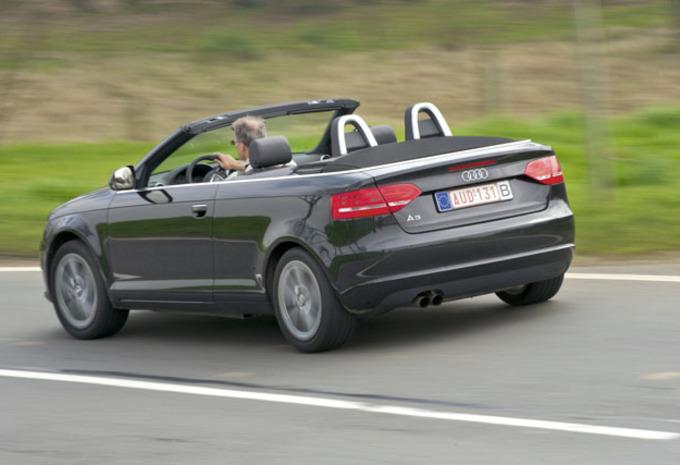 Audi A3 1.9 TDI Cabriolet #1