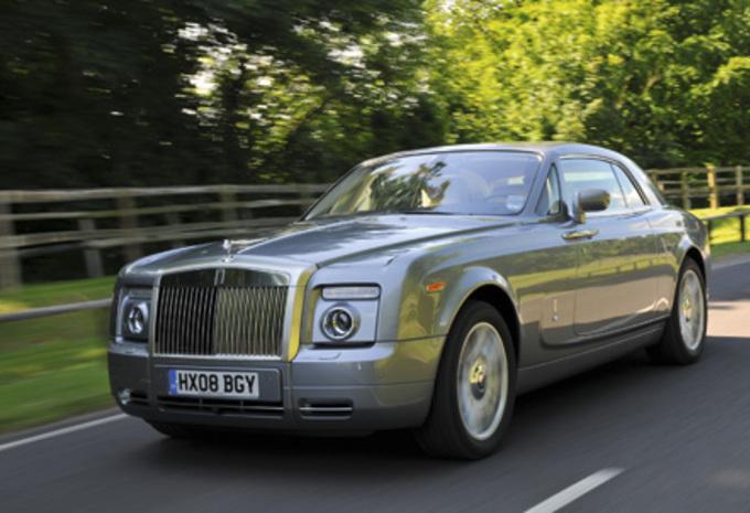 Rolls-Royce Phantom Coupé #1