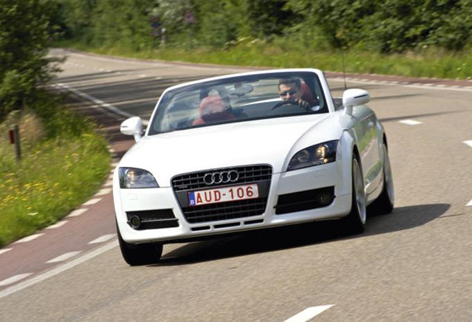 Audi TT Roadster 2.0 TDI #1