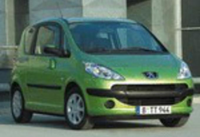 Peugeot 107, Peugeot 1007, Smart Fortwo & Toyota iQ : Alternatives #1