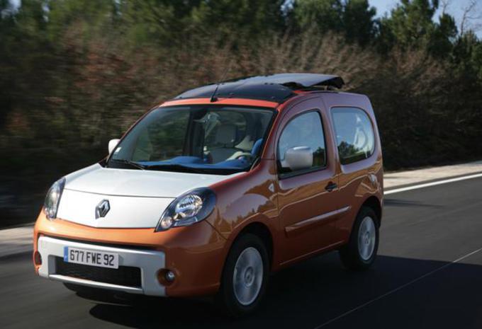 Renault Kangoo Be Bop  #1
