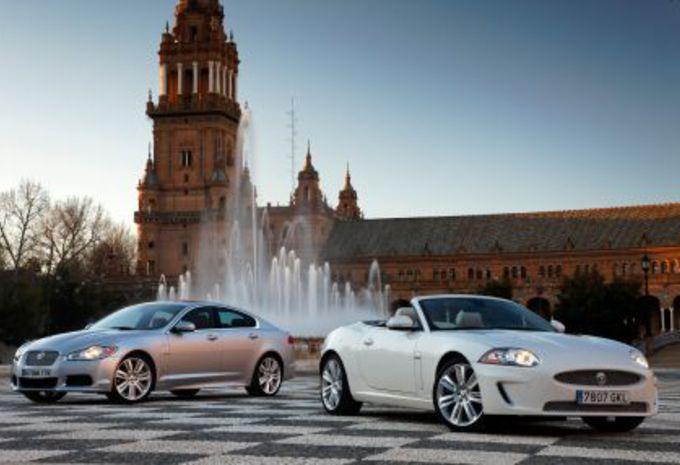 Jaguar XFR & XKR  #1