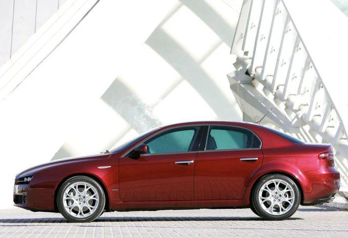Alfa Romeo 159 1.8 TB #1