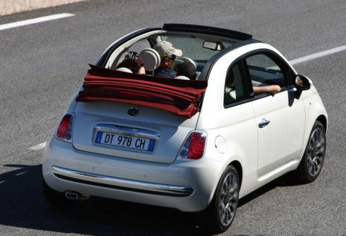 Fiat 500 C 1.3 MultiJet #1