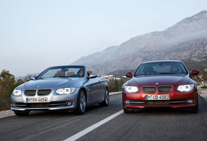BMW Série 3 Coupé et Cabriolet  #1