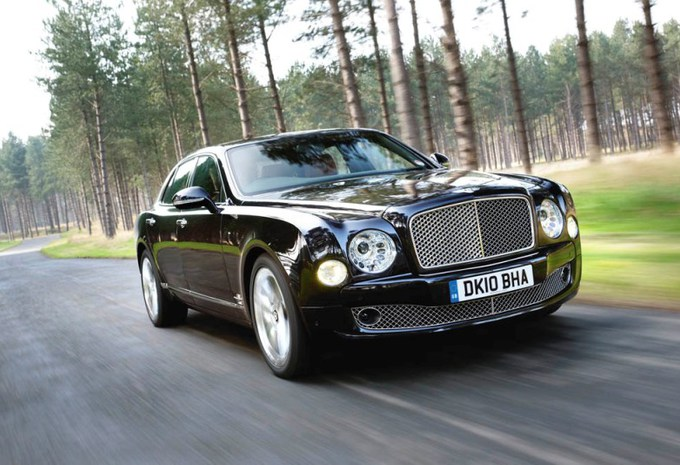 Bentley Mulsanne  #1
