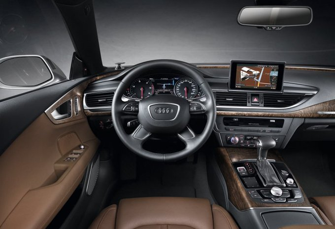 Audi A7 Sportback  #1