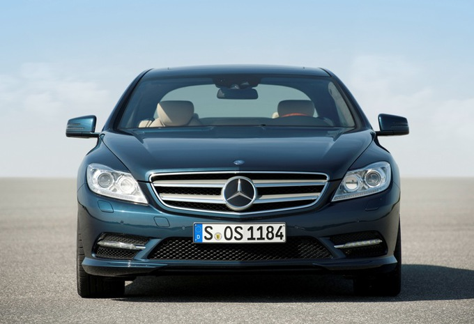 Mercedes CL #1