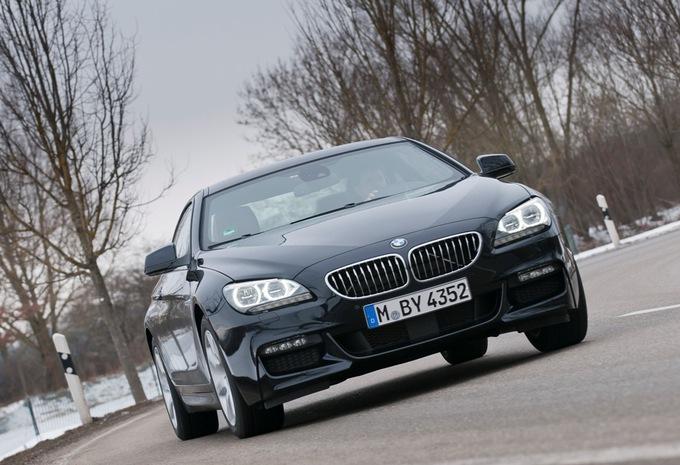 BMW 640d xDrive #1