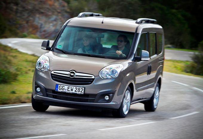 Opel Combo #1