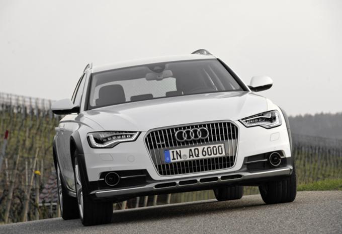 Audi A6 Allroad #1