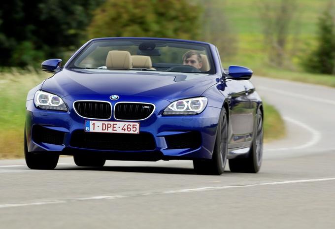 BMW M6 Cabrio #1