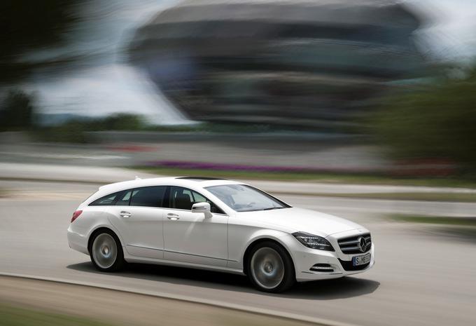 Mercedes CLS Shooting Brake #1